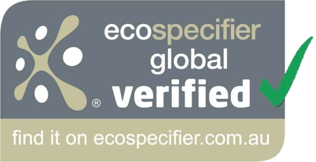 Ecospecifier approved environmentally friendly blinds